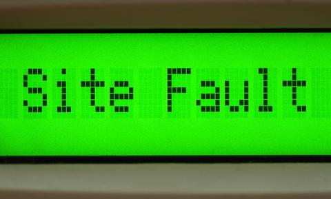 site fault